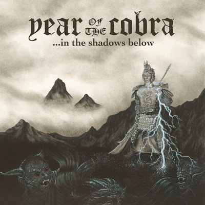 ...in the Shadows below_Album Cover
