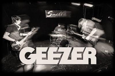 Geezer Live