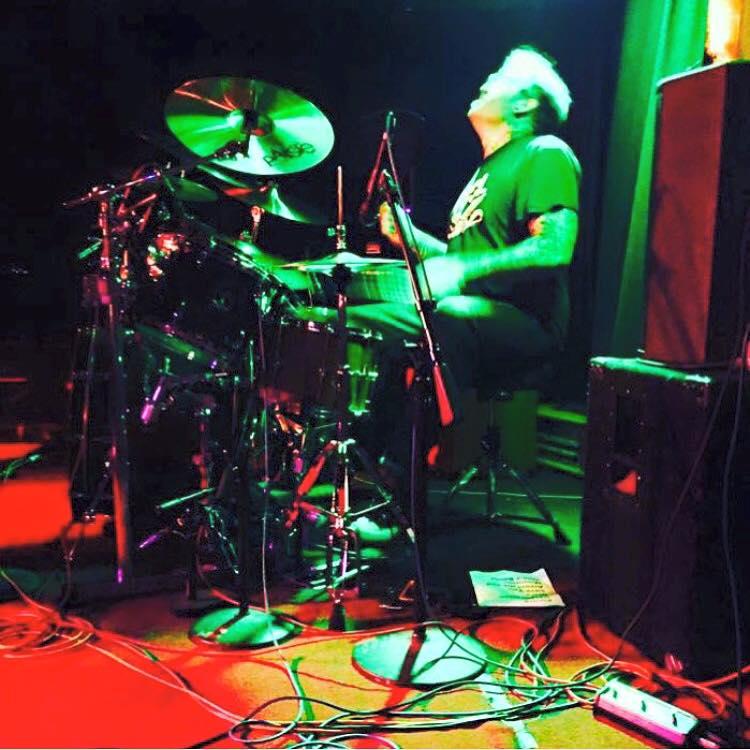 ZED Live_Drummer