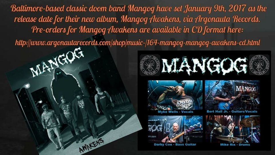 Band Release Info Montage