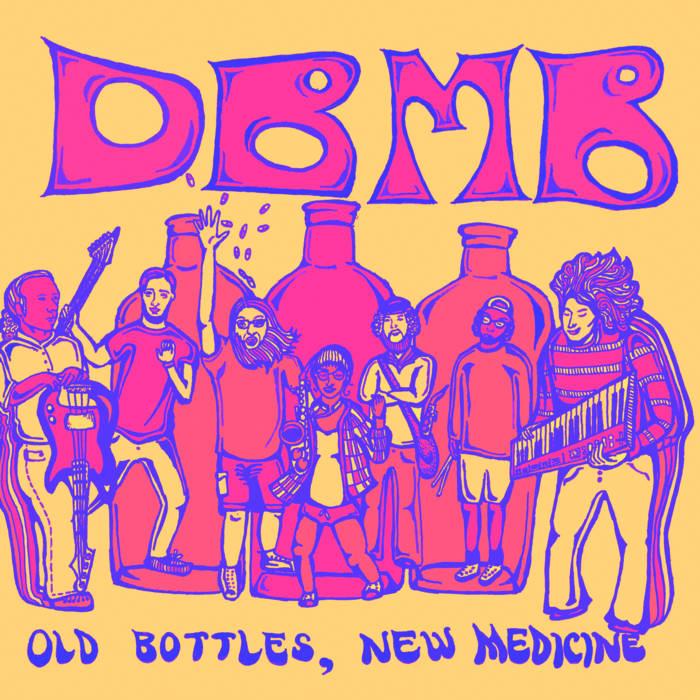 Old Bottles, New Medicine_Album Cover