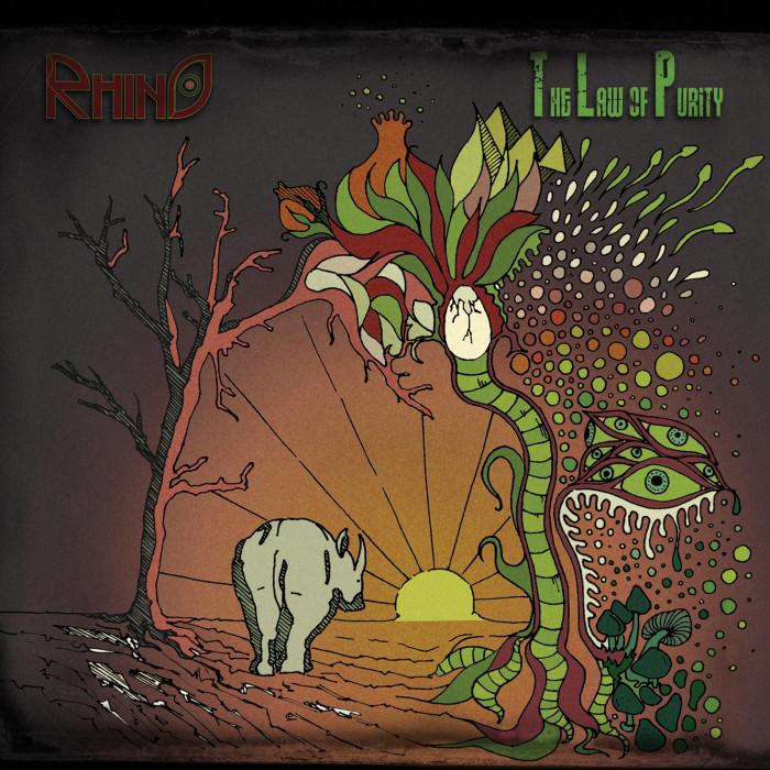 RHINO_Law of Purity_Album Cover