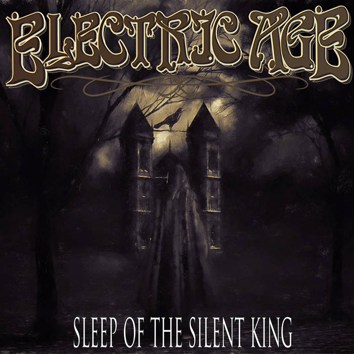 Sleep of the Silent King_album cover
