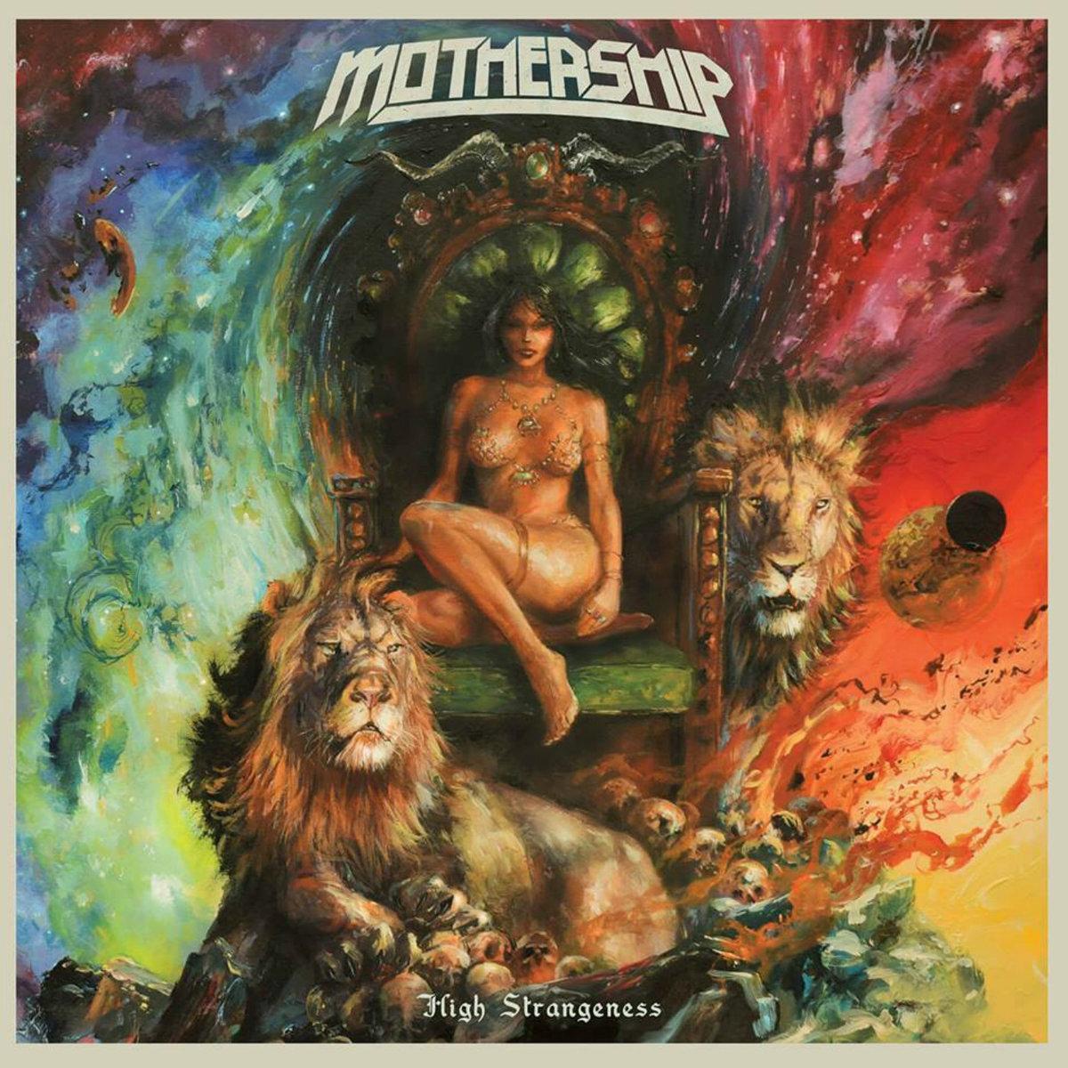 High Strangeness_Album Cover