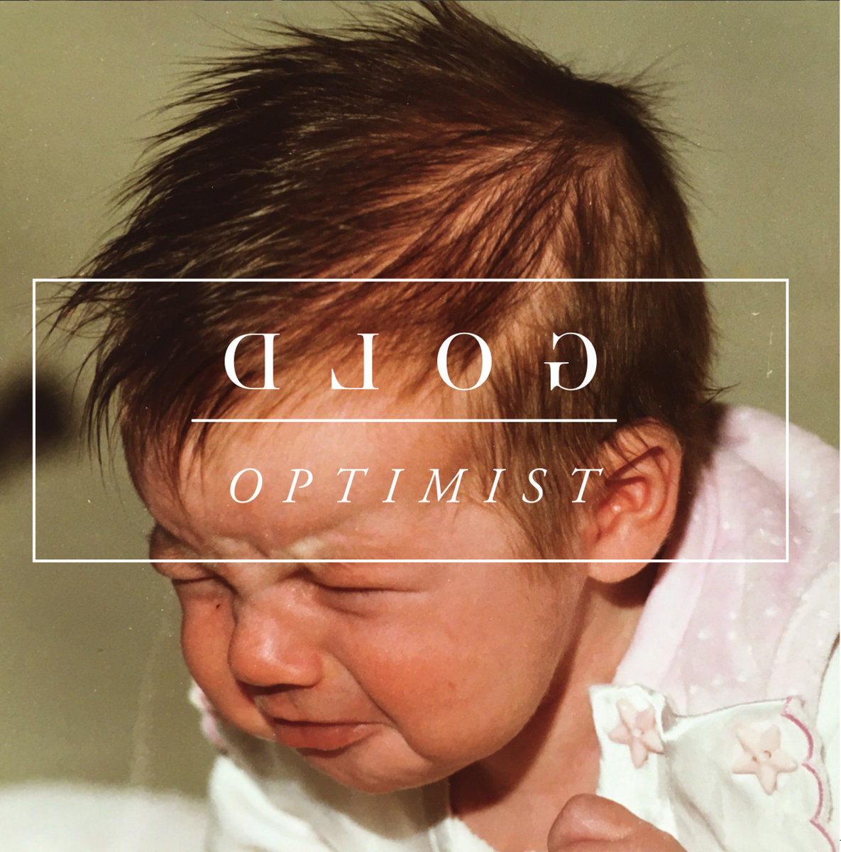 Optimist_Album Cover
