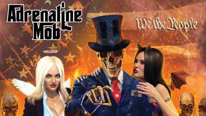 Adrenaline Mob 1