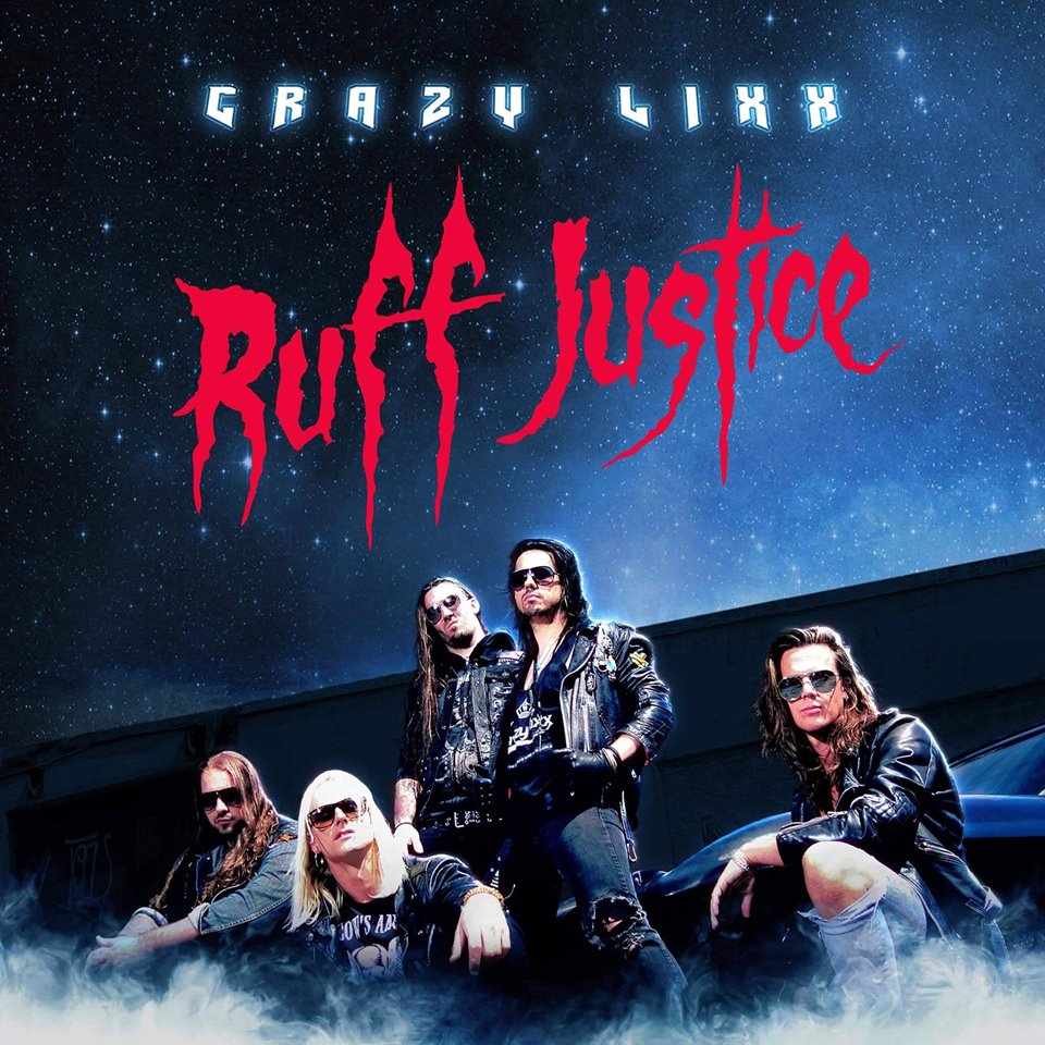 Crazy Lixx RJ LP