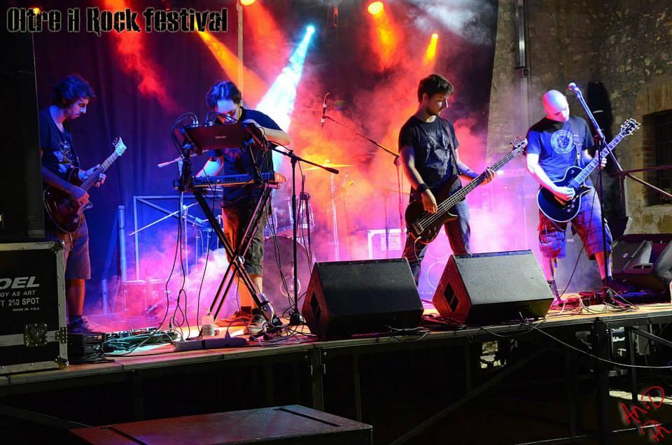 Live Shot of Band