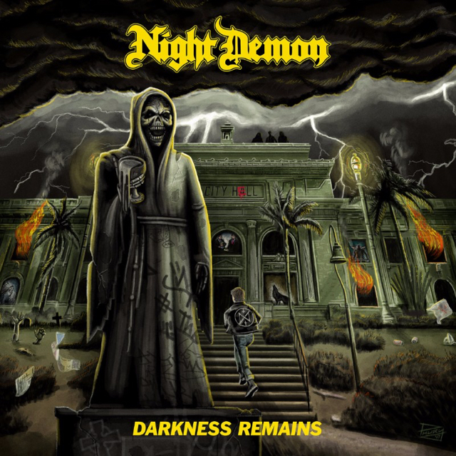 Night Demon LP