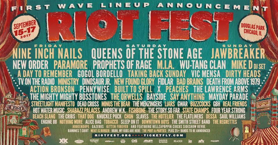 RIOTfest 17