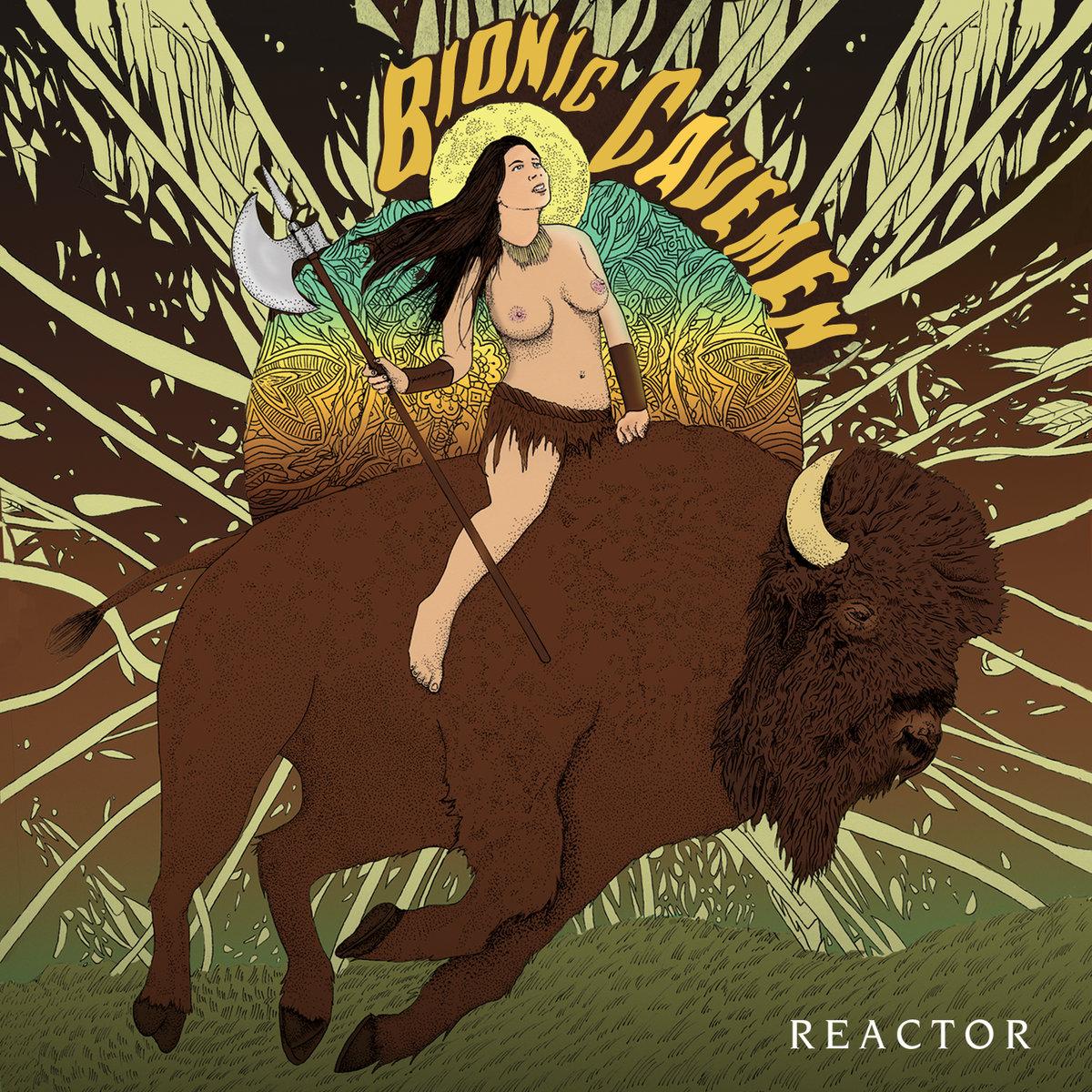 Reactor_Album Cover