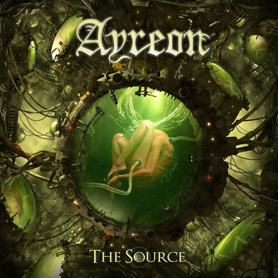 Ayreon The Source