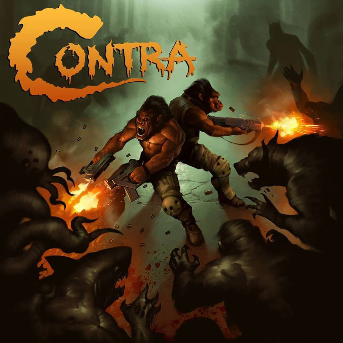 Contra Deny Everything