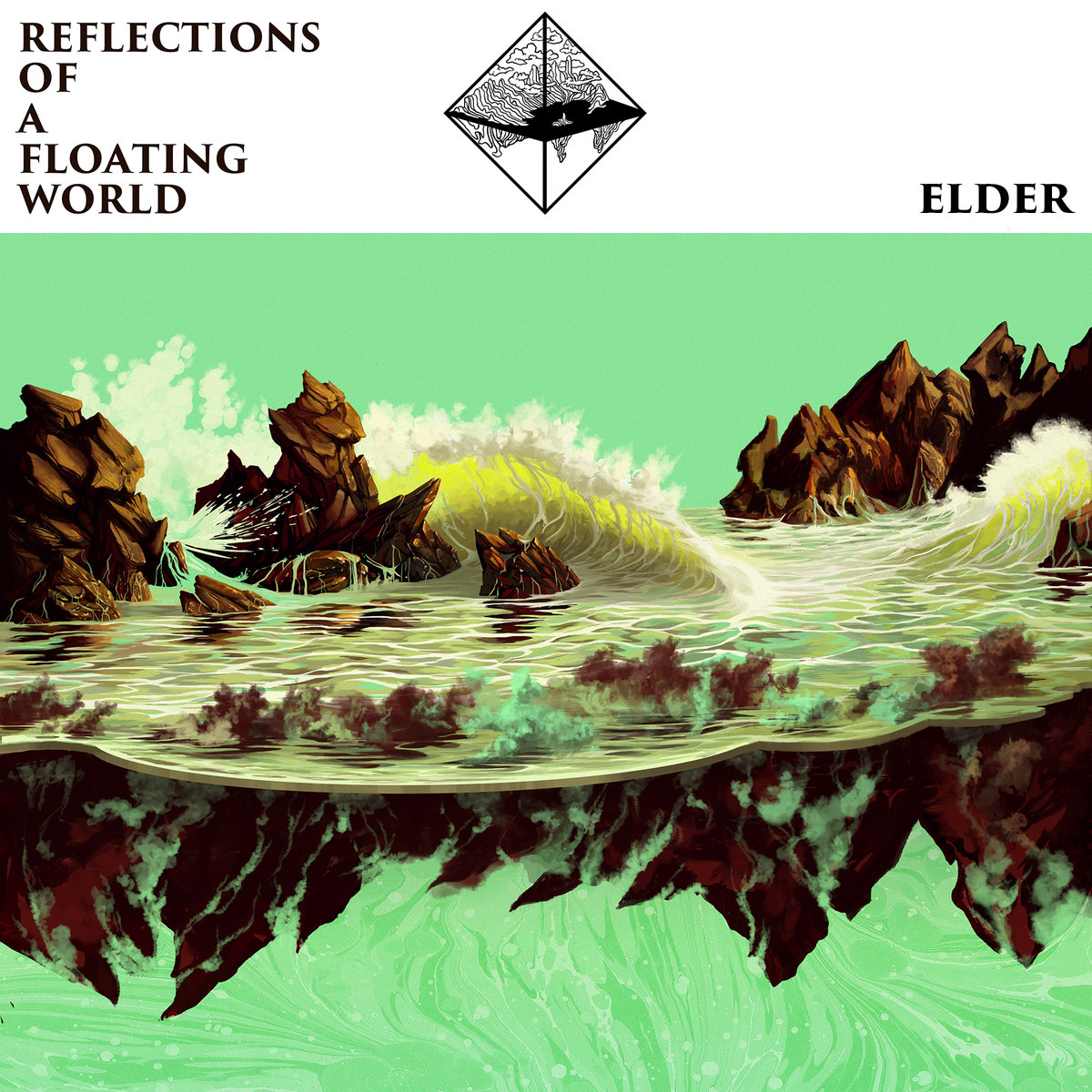Reflections of a Floating World_Album Cover