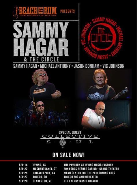 Sam Circle Tour