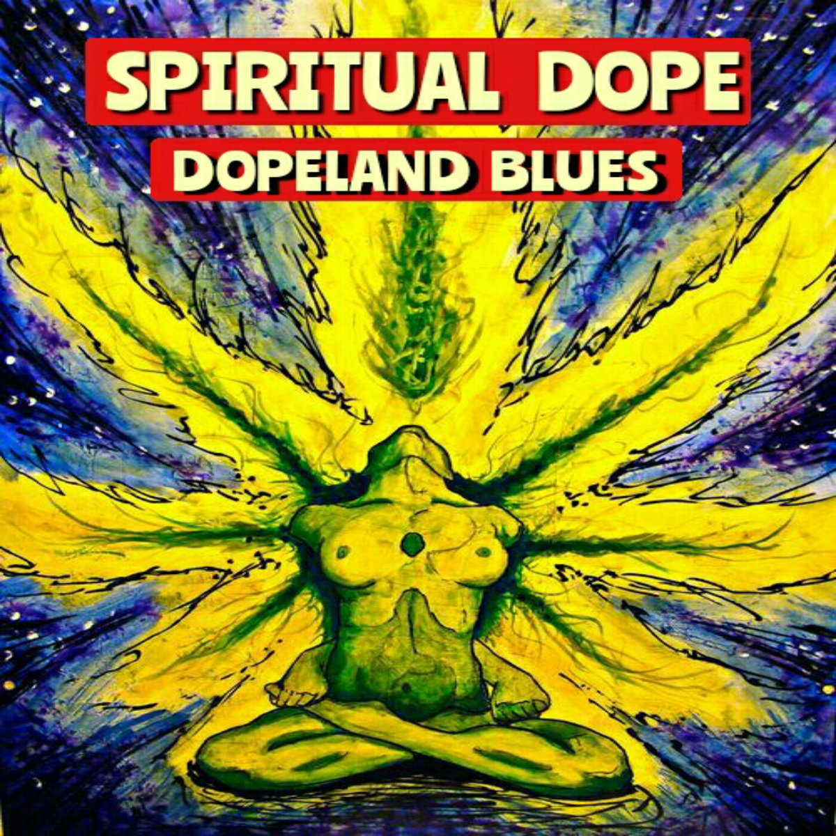 Dopeland Blues_Album Cover