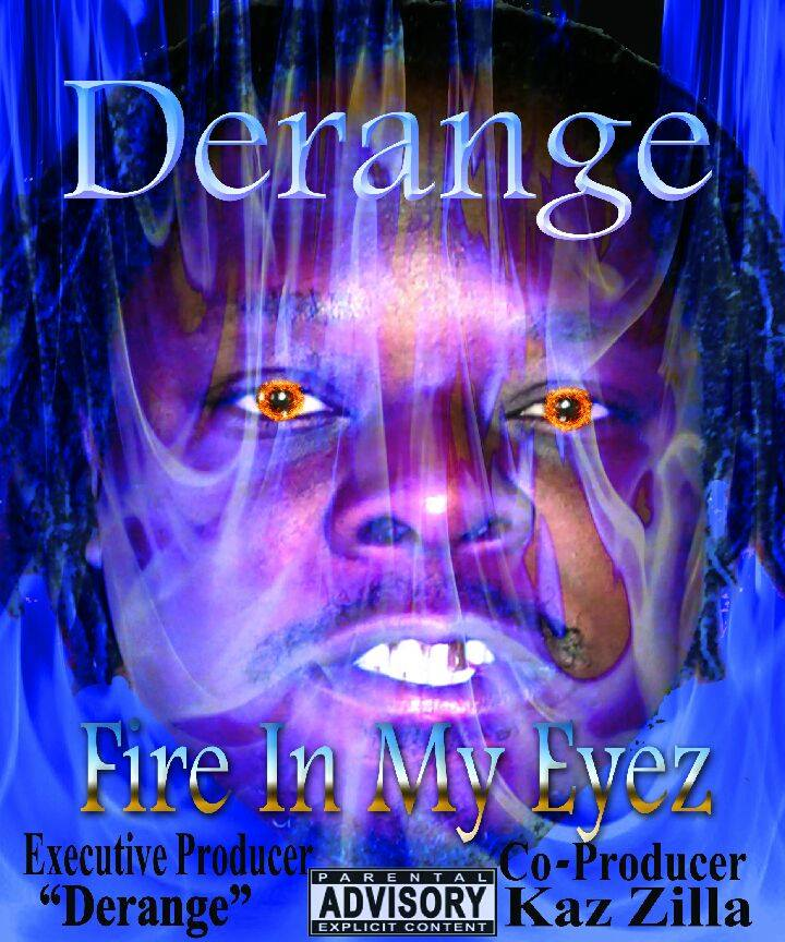 Fire in My Eyez_Album Cover