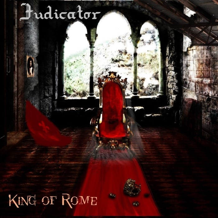 King of Rome_Album Cover