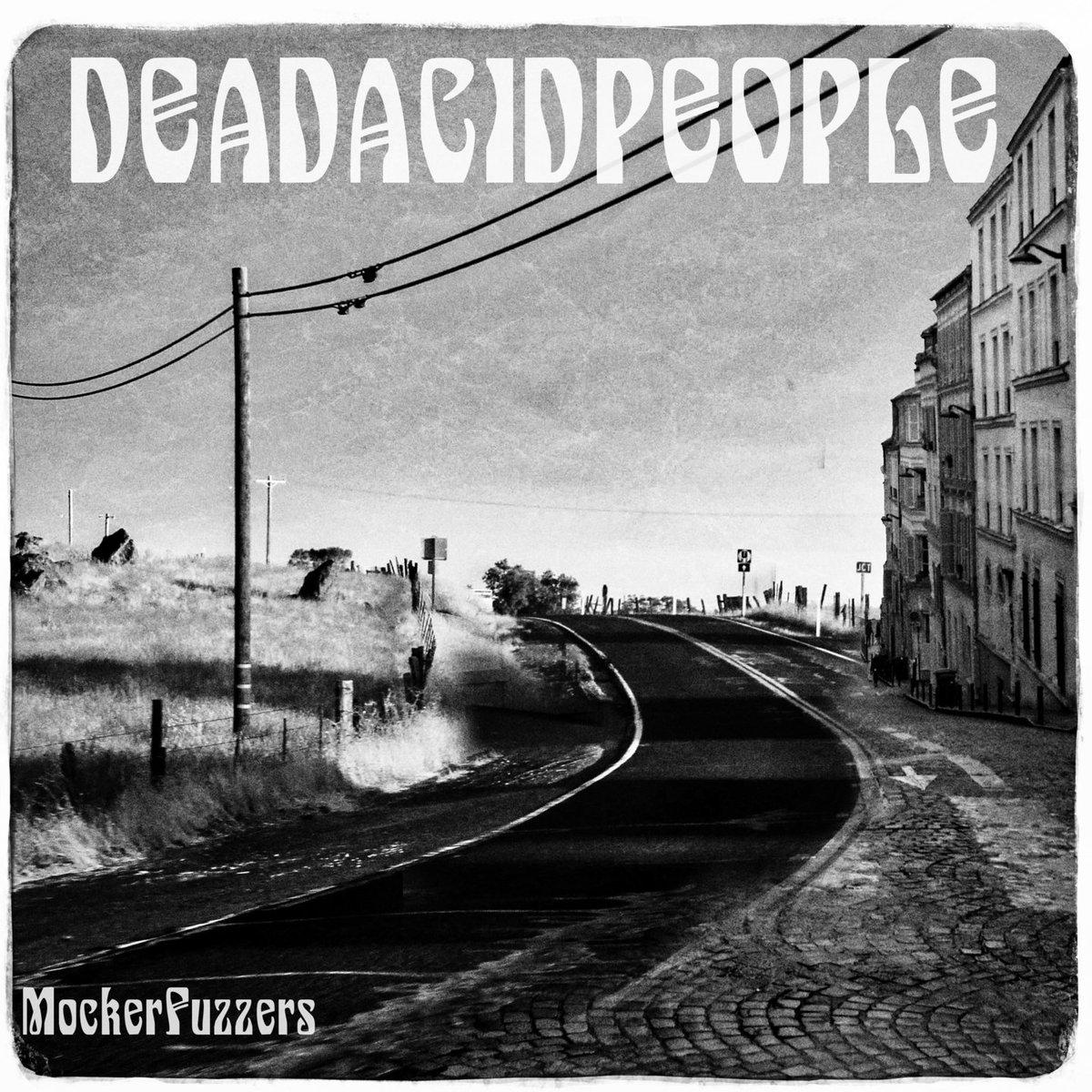 Mocker Fuzzers_Album Cover
