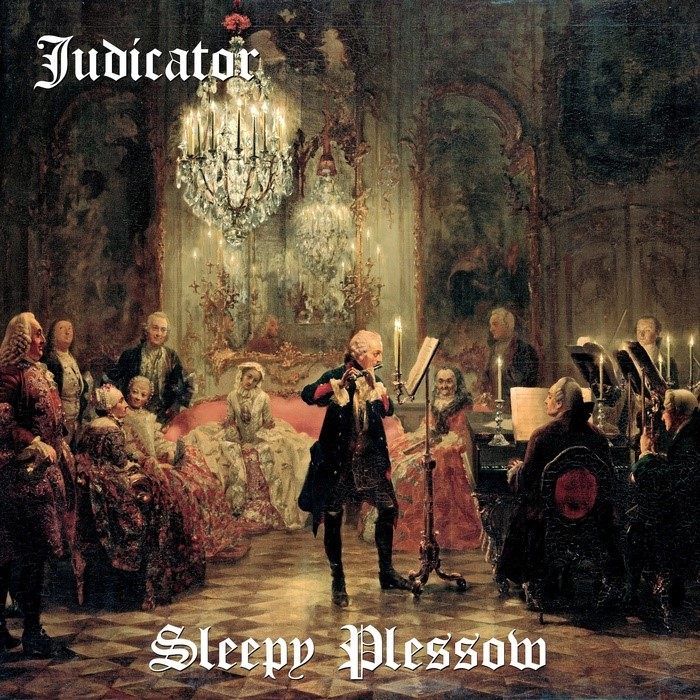 Sleeppy Plessow_Album Cover