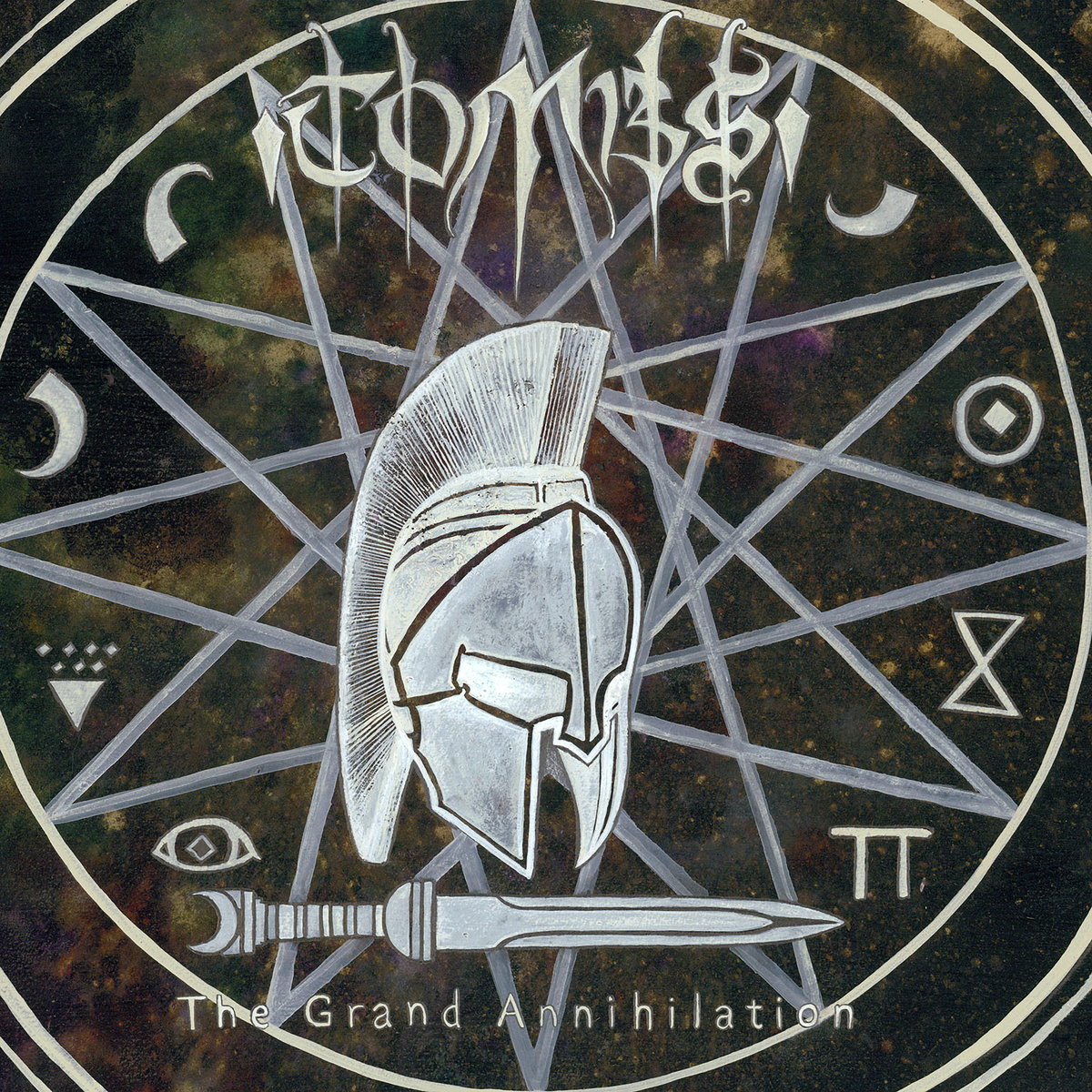 The Grand Annihilation_Album Cover