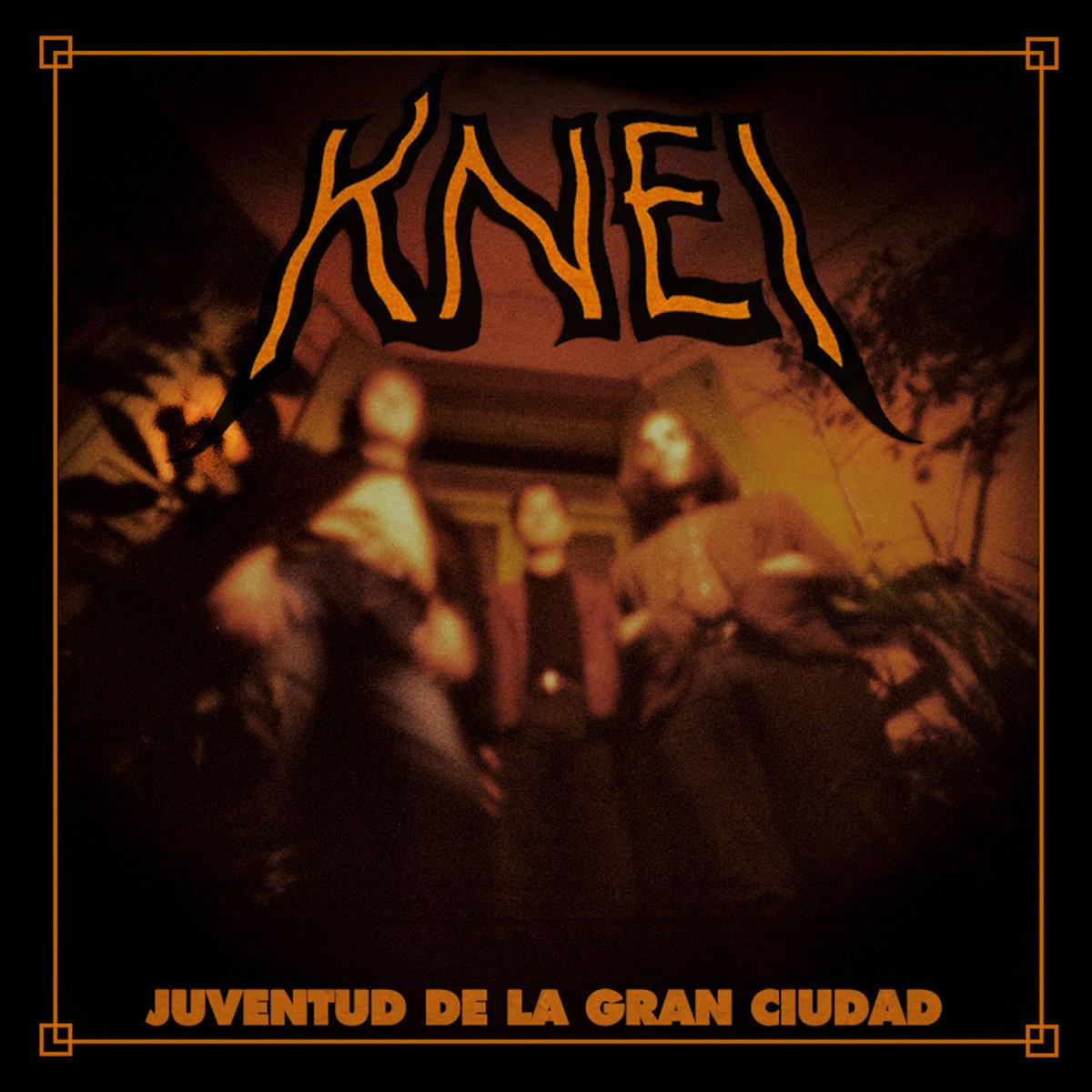 Juventud de la Gran Ciudad_Album Cover
