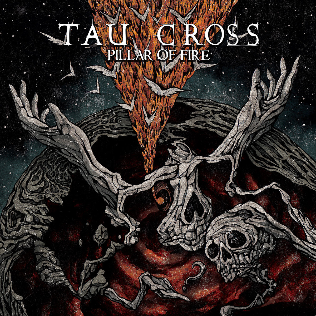 Pillar of Fire_Album Cover