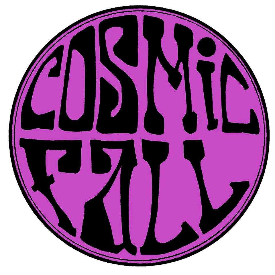 Cosmic Fall Logo