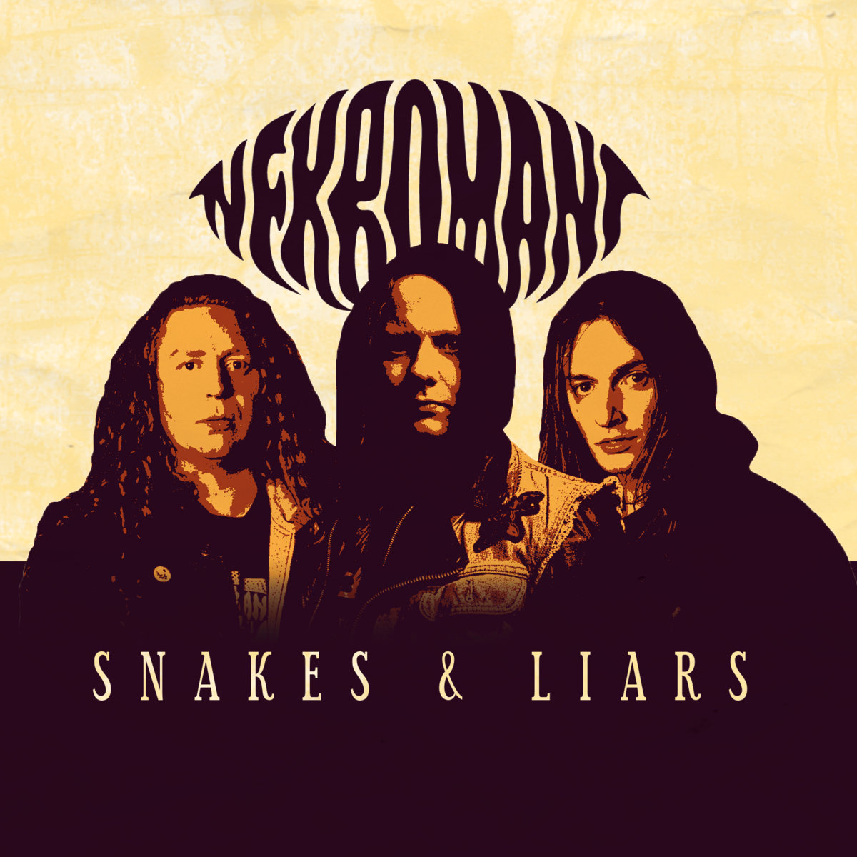Snakes And Liars_Album Cover