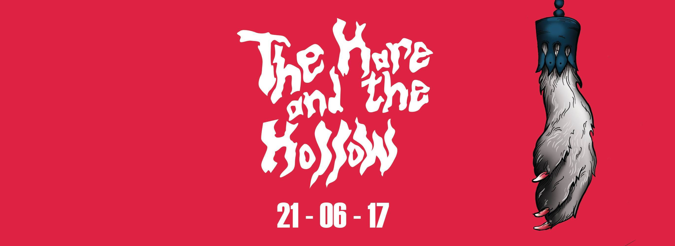 The Hare and the Hollow logo