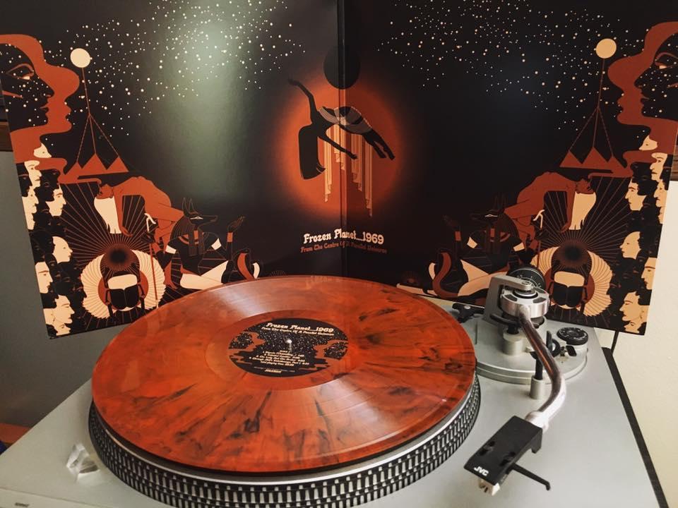 Vinyl Shot