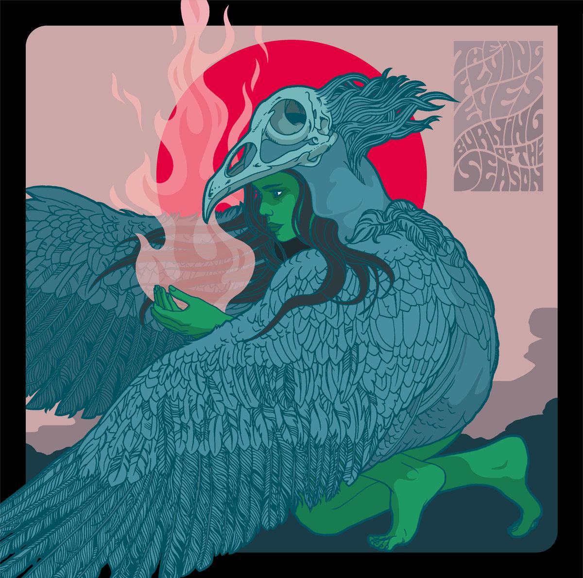 Burning of the Season_Album Cover