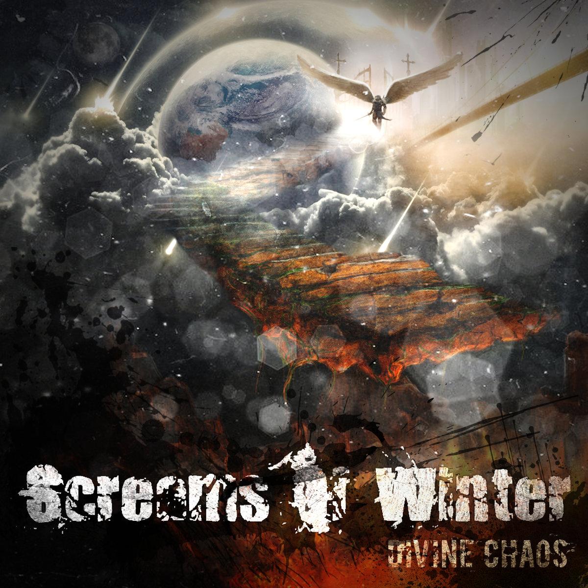Divine Chaos_Album Cover