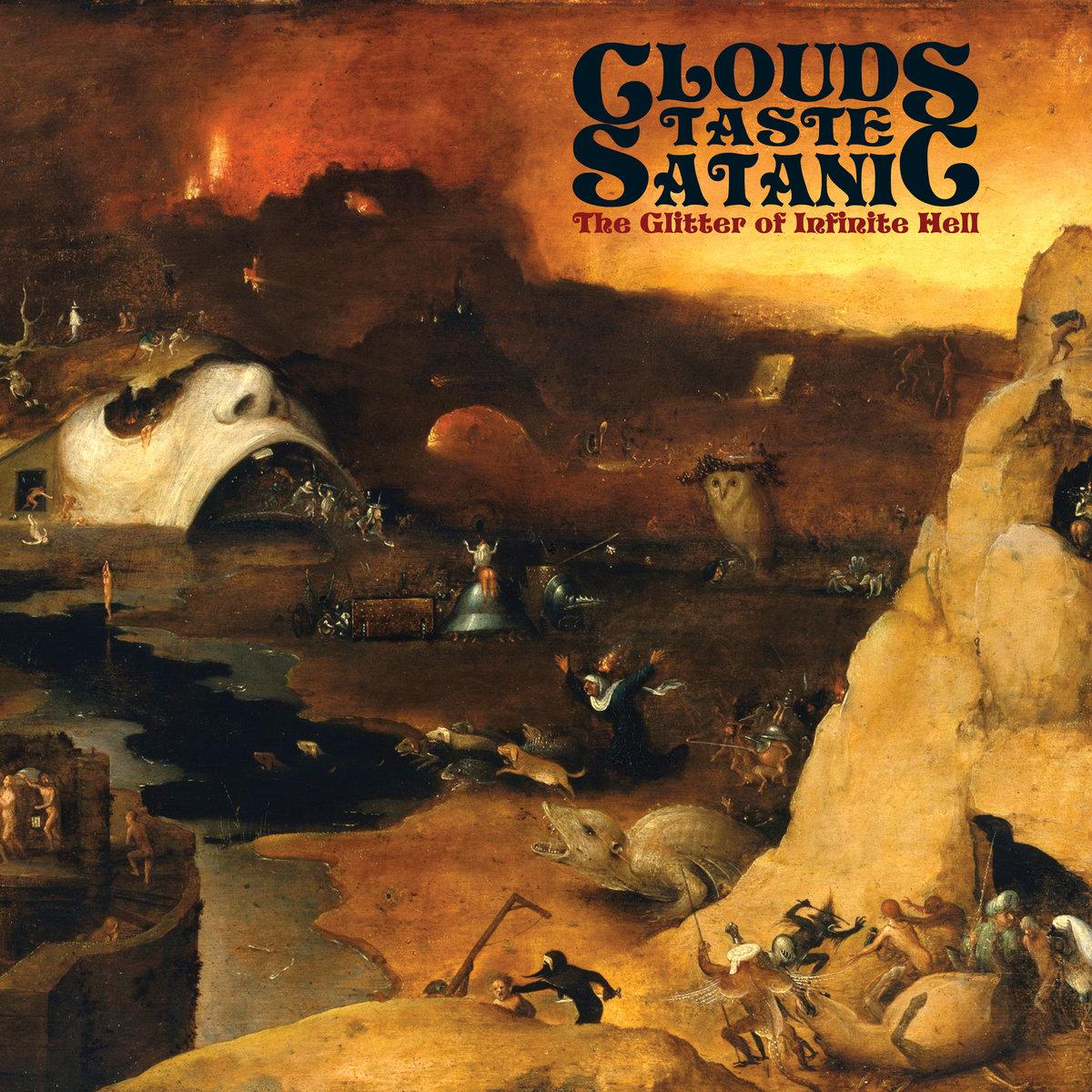 The Glitter of Infinite Hell_Album Cover