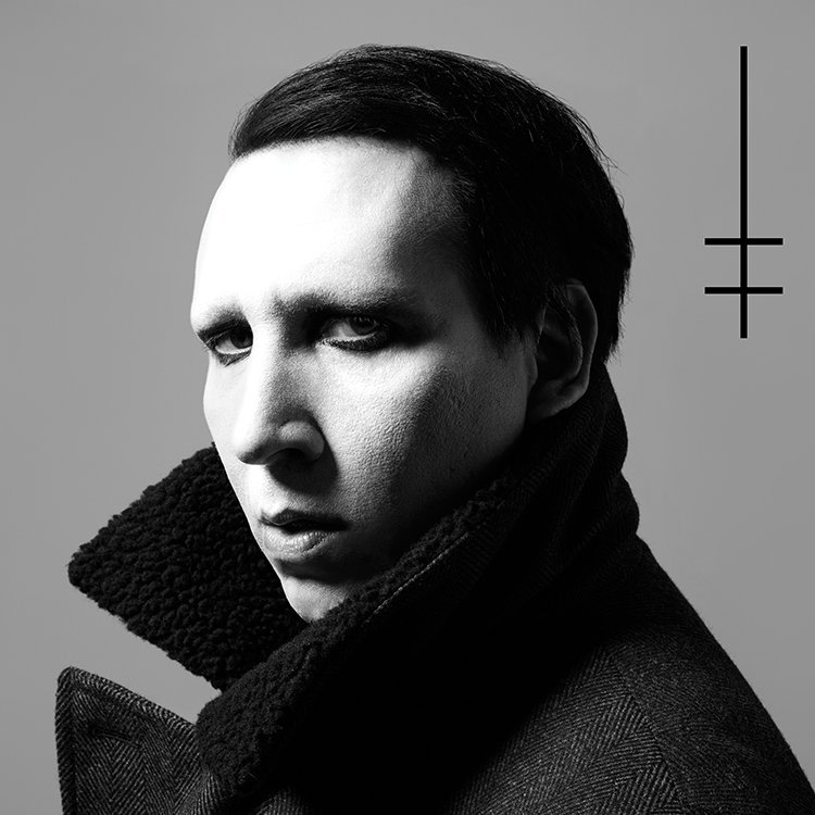 marilyn-manson-heaven-upside-down_Album Cover