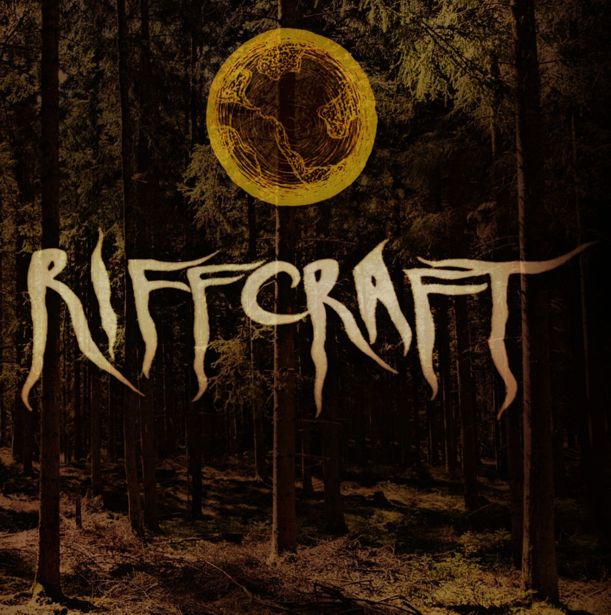 Riffcraft_Album Cover