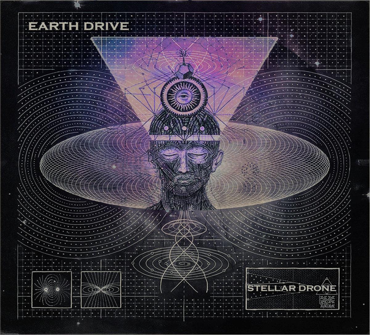 Stellar Drone_Album Cover