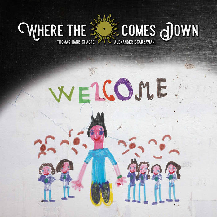 Where the Sun Comes Down_Album Cover