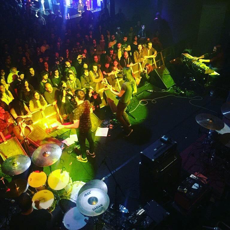 Live band pic
