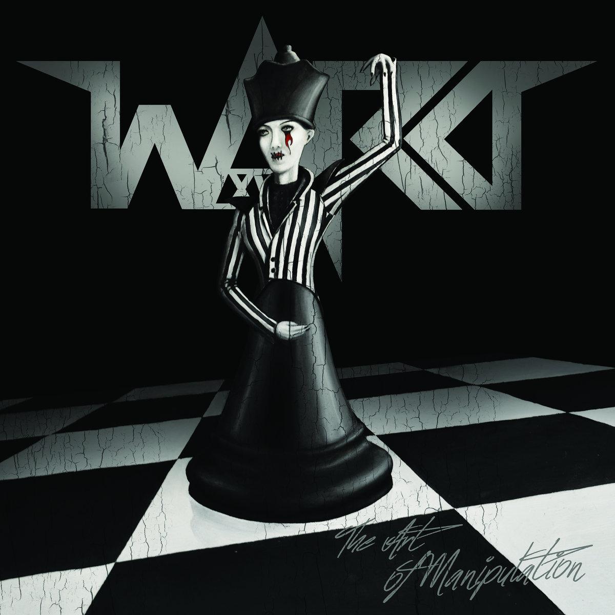 The Art of Manipulation_Album Cover