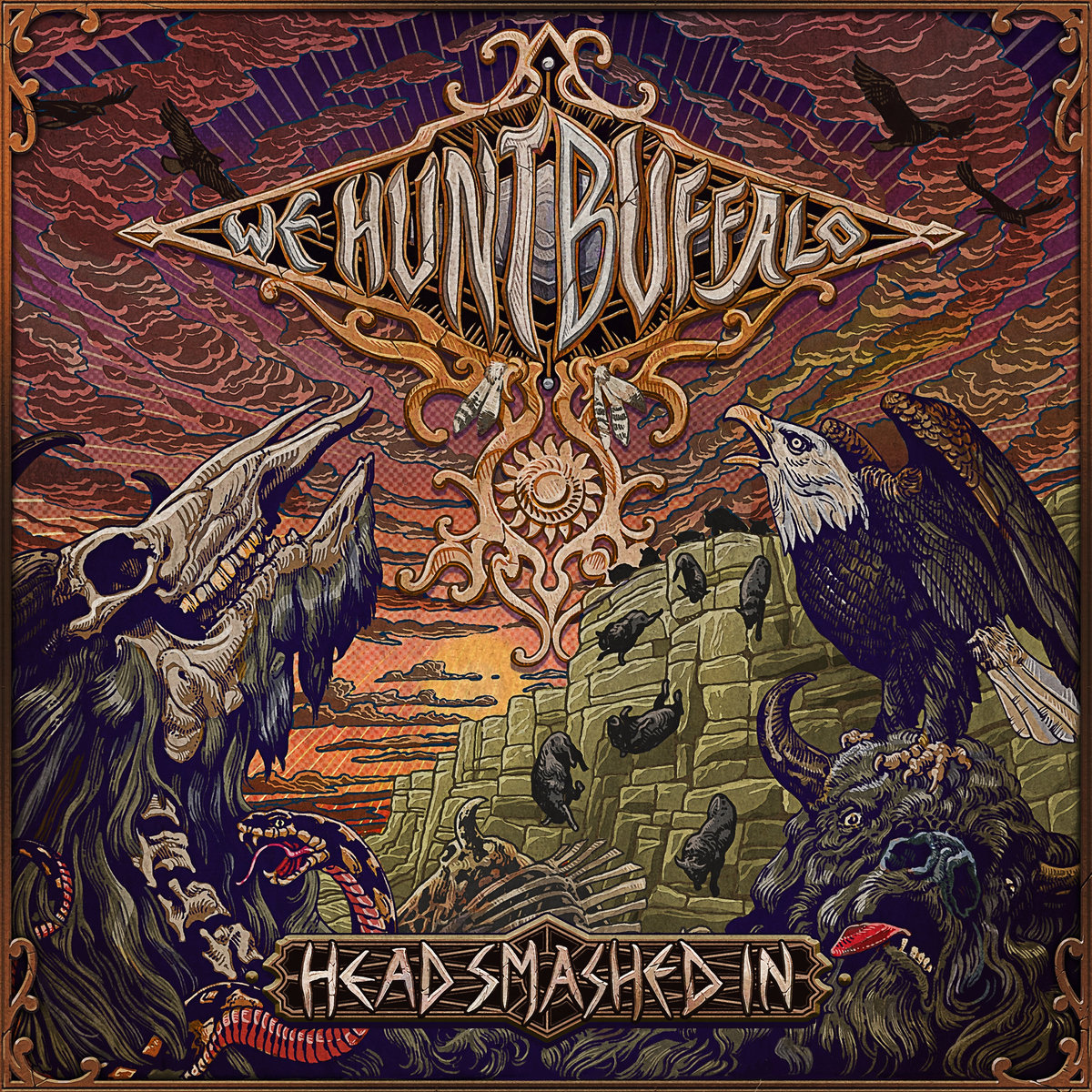 Head Smashed In_Album Cover